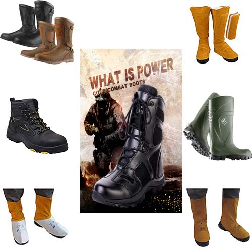 Safety Boot's