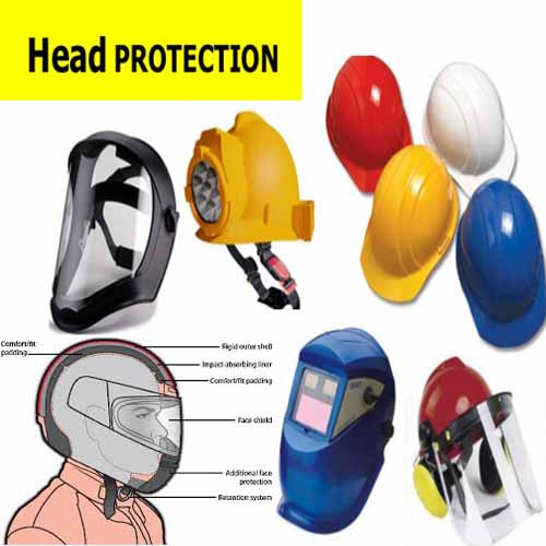 Head Safety Items