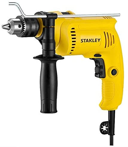 Stanley Power Tool,Corded 13MM 600W HAMMER DRILL,SDH600-B5