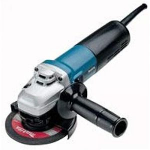 "Makita Angle Grinder 9521NB 115mm (4-1/2""), 670W, 12,000 rpm - 1.3kg - 2.5 meter - Power Tool"