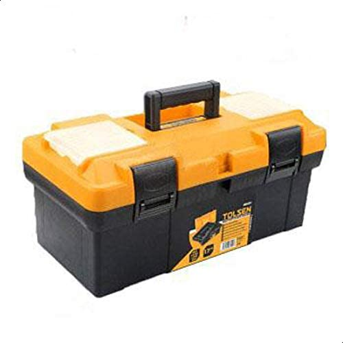 Heavy duty plastic tool box (INDUSTRIAL) - TOLSEN