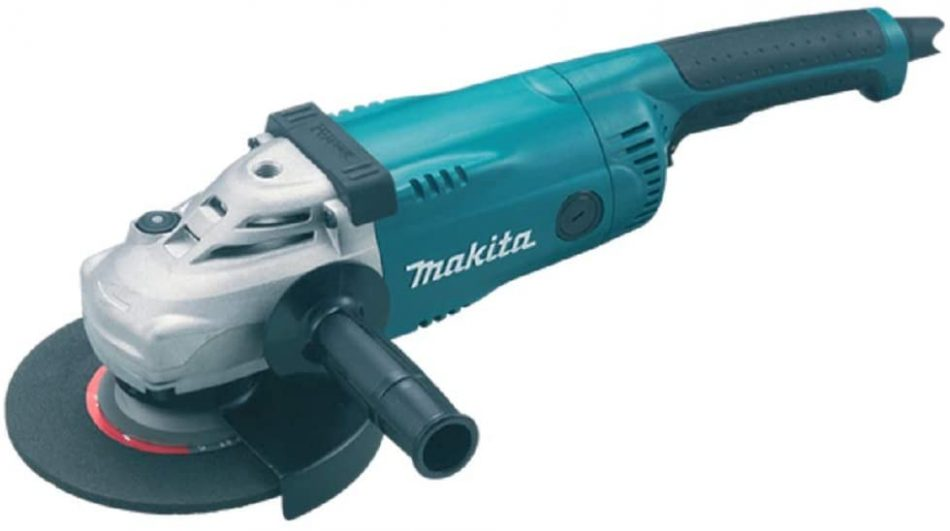 Makita GA7020 Angle Grinder, 180 mm Length, 2200W Capacity