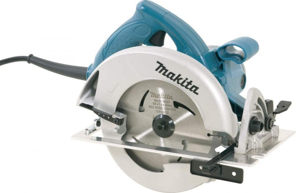 Makita 5007N Electric Circular Saw 1800W 185mm 7""