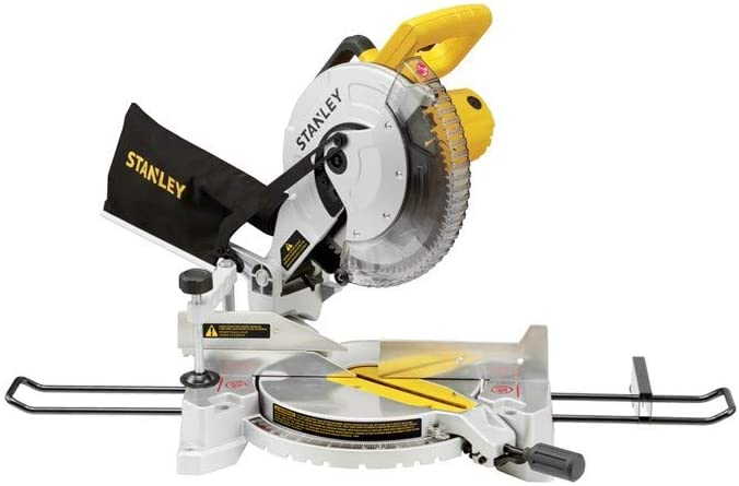 Stanley Power Tool,Corded 1650W 254mm Compound Mitre Saw,SM16-B5