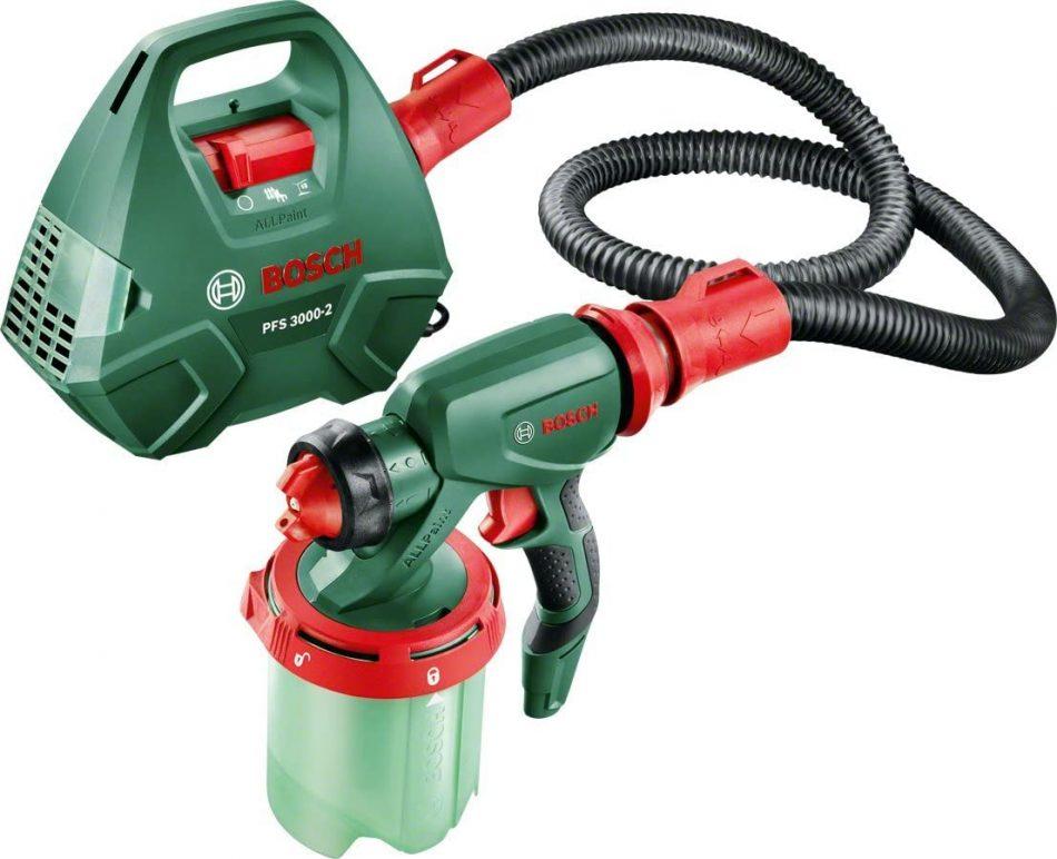 Bosch PFS 3000-2 All Paint Spray System