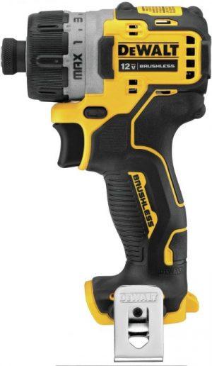 "DEWALT DCF601B Xtreme 12V Max Brushless 1/4"" Cordless Screwdriver (Tool Only)"