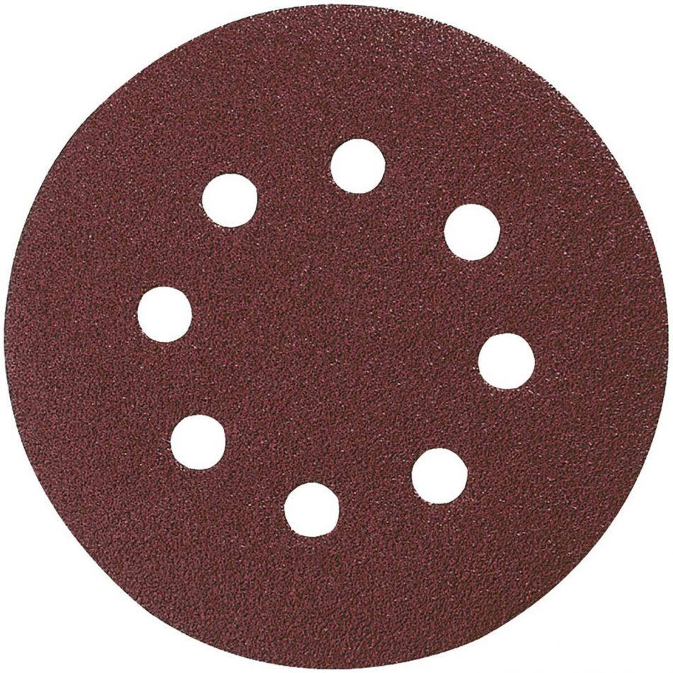 Makita P43561 ACC Abrasive Disc Grit #100 for B05010/20/21, 125 mm Diameter