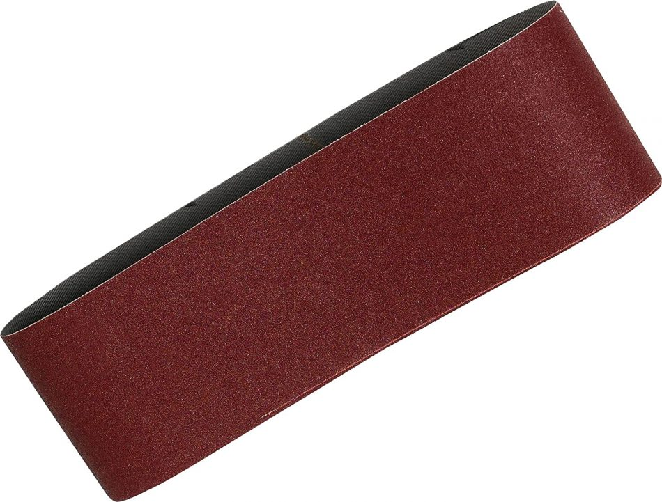 Makita P-37116 Sander Belt for 9910 Belt Sander 5-Pieces, 76 mm x 457 mm Size