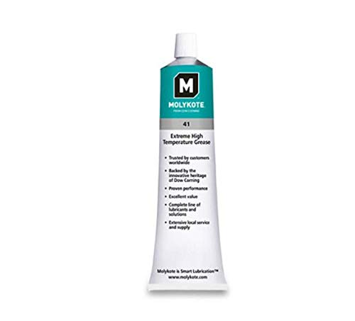MOLYKOTE 41 Extreme High Temperature Bearing Grease 5.3OZ