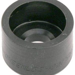 Greenlee 32004 Standard Round Knockout Replacement Die, 20.4-mm