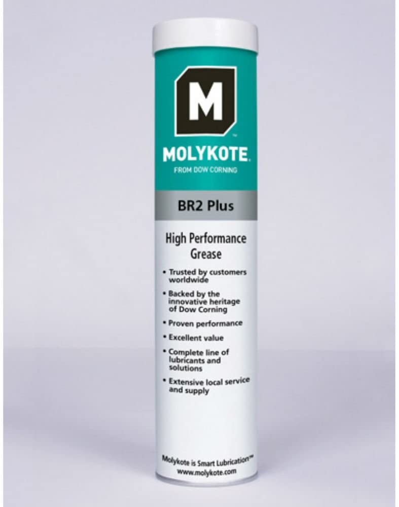 Molykote® BR-2 Plus High Performance Grease 14 oz Cartridge