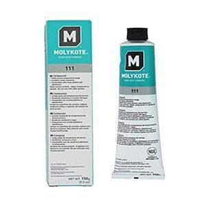Molykote Valve Lubricant and Sealant 5.3 oz. Tube